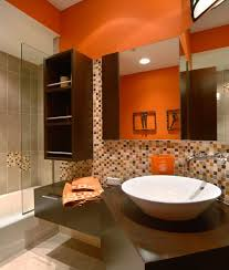 orange bathroom ideas is orange bathroom ideas the most trending thing now orange