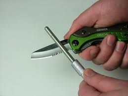 amazon com gerber diamond knife sharpener 09841 home improvement
