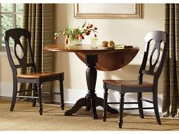 liberty furniture dining room opt 3 piece drop leaf table set 80