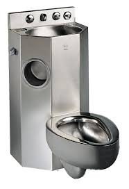 Stainless Steel Wc 17