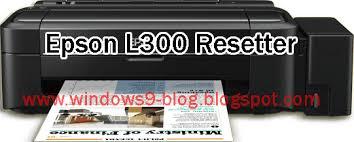 reset printer l210 manual epson l110 l210 l300 l350 l355 service required