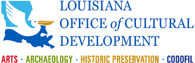 Louisiana travel logos images Louisiana office of cultural development png