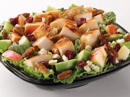 the best fast food salads cooking light