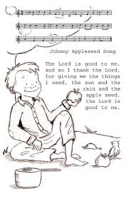 preschool thanksgiving song best 25 johnny appleseed song ideas only on pinterest johnny