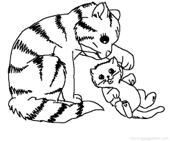 printable coloring pages kittens coloring pages kitten kitten coloring pages free printable coloring