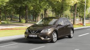 nissan family car 2015 nissan pulsar review autoevolution