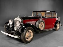 Rolls Royce Phantom Touring Saloon Park Ward Ii 1934 Jpg 2048