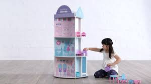 Kmart Toy Kitchen Set by Kmart Kids Toy Review U2013 Spinning Wooden Dolls House And Shops