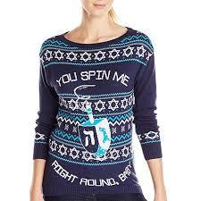 hanukkah clothing 9 best hanukkah sweaters for 2018 hanukkah sweaters