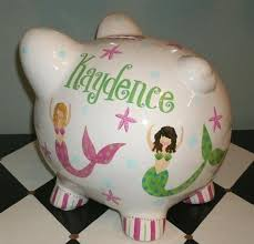 customized piggy bank 11 best piggy bank ideas images on piggy banks