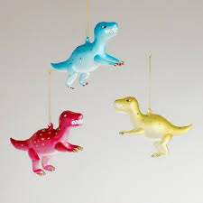 26 best dinosaur ornaments images on dinosaurs glass