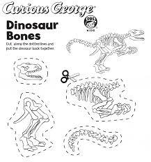 curious george printables pbs kids