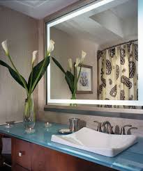 Beachy Bathroom Mirrors by Lighted Mirrors