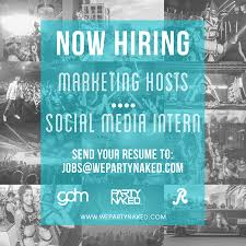 Send Resume To Jobs by We U0027re Hiring Party San Diego Nightlife U0026 Events