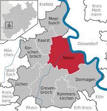 Koblenz Germany Map by Neuss Wikipedia
