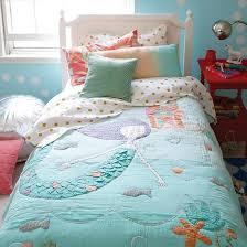 Little Mermaid Comforter 31 Sweetest Bedding Ideas For Girls U0027 Bedrooms Digsdigs