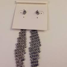 cara couture 70 cara couture jewelry jewelry cara couture silver drop