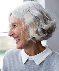 best hair do for 70year old women with square face the most flattering bob hairstyles on older women