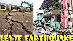 earthquake update leyte 6 5 magnitude earthquake latest update july 7 2017 youtube