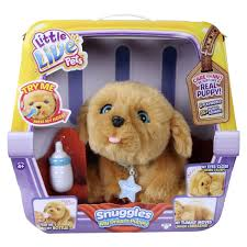 little live pets my dream puppy snuggles kmart kids