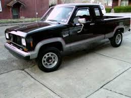 1986 ford ranger 4x4 my 87 ford ranger 4x4
