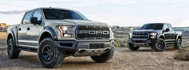 what colors does the 2017 ford raptor come in