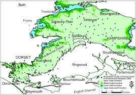 Hampshire England Map by Identifying The Significant Factors That Influence Temporal And