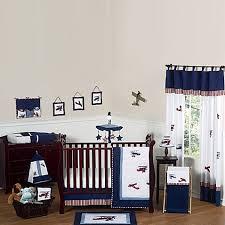 Vintage Aviator Crib Bedding Sweet Jojo Designs Vintage Aviator Crib Bedding Collection Bed