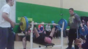 bench press 140kg new national record video dailymotion