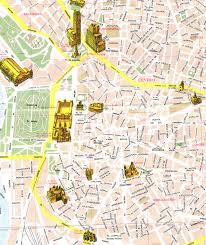 Madrid Spain Map by Gis Research And Map Collection 2011