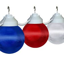 Awning Lights For Rv Awning Lights 6 Globes Red White U0026 Blue Awning Lights