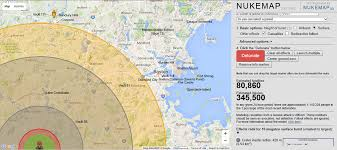 Nuclear Fallout Map by Fallout 4 Locations On Real World Map Of Boston By Rjackson244 On