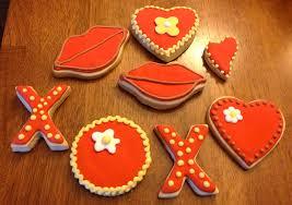 Valentine S Day Sugar Cookies Decorating Ideas by Ideas For Decorating Valentine Cookies U2013 Decoration Image Idea