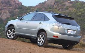 lexus suv 2003 2005 lexus rx 330 information and photos zombiedrive