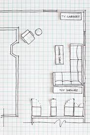 Furniture For Floor Plans How To Draw A Floor Plan U2013 A Beautiful Mess