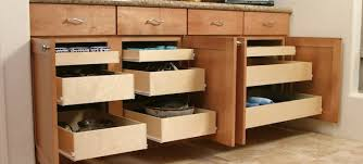 roll out shelves for kitchen cabinets kitchen cabinet slide out photogiraffe me