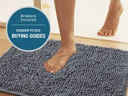 Ultra Thin Bath Mat The Best Bath Mats You Can Buy Business Insider