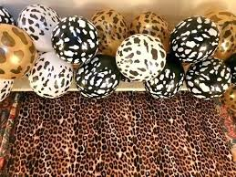 leopard print party supplies purple animal print party supplies party supplies