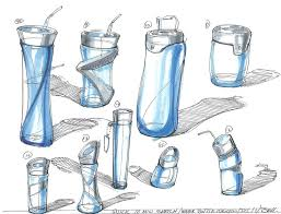 image result for product design sketching cylinders recipientes