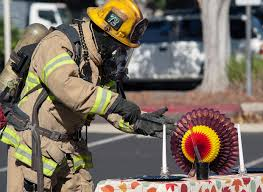 shows how frying a turkey can burn your house