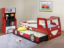 fire truck toddler bed for both play and sleep modern toddler beds