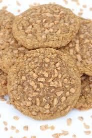 Gingerdoodle by Brown Sugar Oatmeal Toffee Crunch Cookies The Bakermama