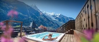 hotel en suisse avec dans la chambre park hôtel suisse spa hôtel 4 étoiles à chamonix mont blanc