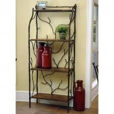 Large Bakers Rack Wrought Iron Bakers Rack Foter