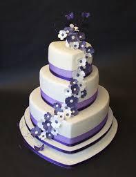 heart wedding cake purple heart wedding cakethebridalblog wedding tips