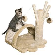 trixie dreamworld tavira cat scratching tower petco