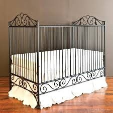 bratt decor casablanca crib vintage gold traditional cribs by for