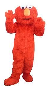 Mascot Costumes Halloween Sesame Street Costume Promotion Shop Promotional Sesame Street
