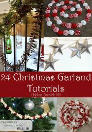 christmas garland 24 garland tutorials