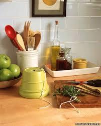 kitchen organizers martha stewart